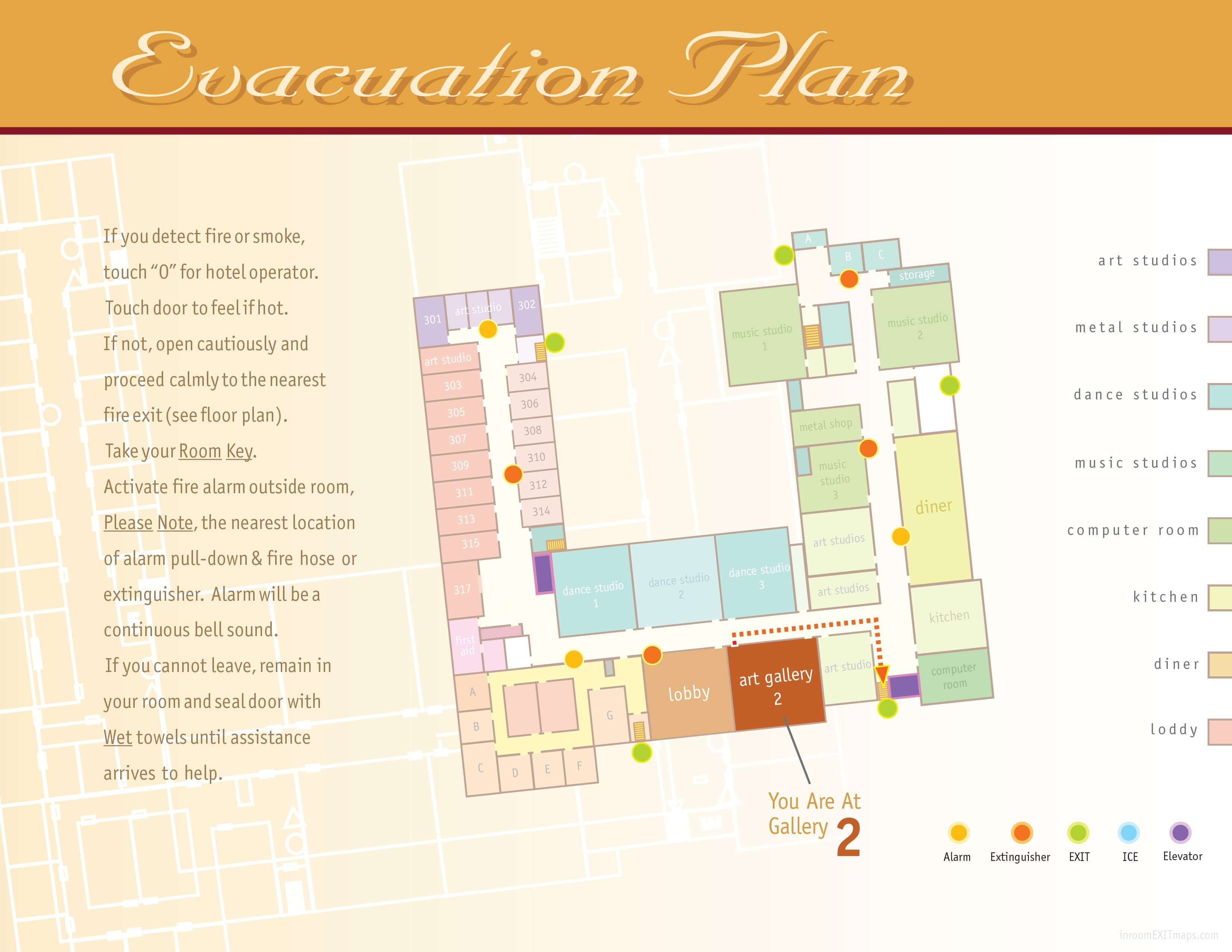 Art_School_Evacuation_Plan