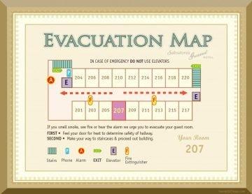 New_York_*207_Evacuation_Map