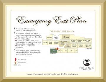 Pebble_Beach_125_Emergency_Exit_Plan