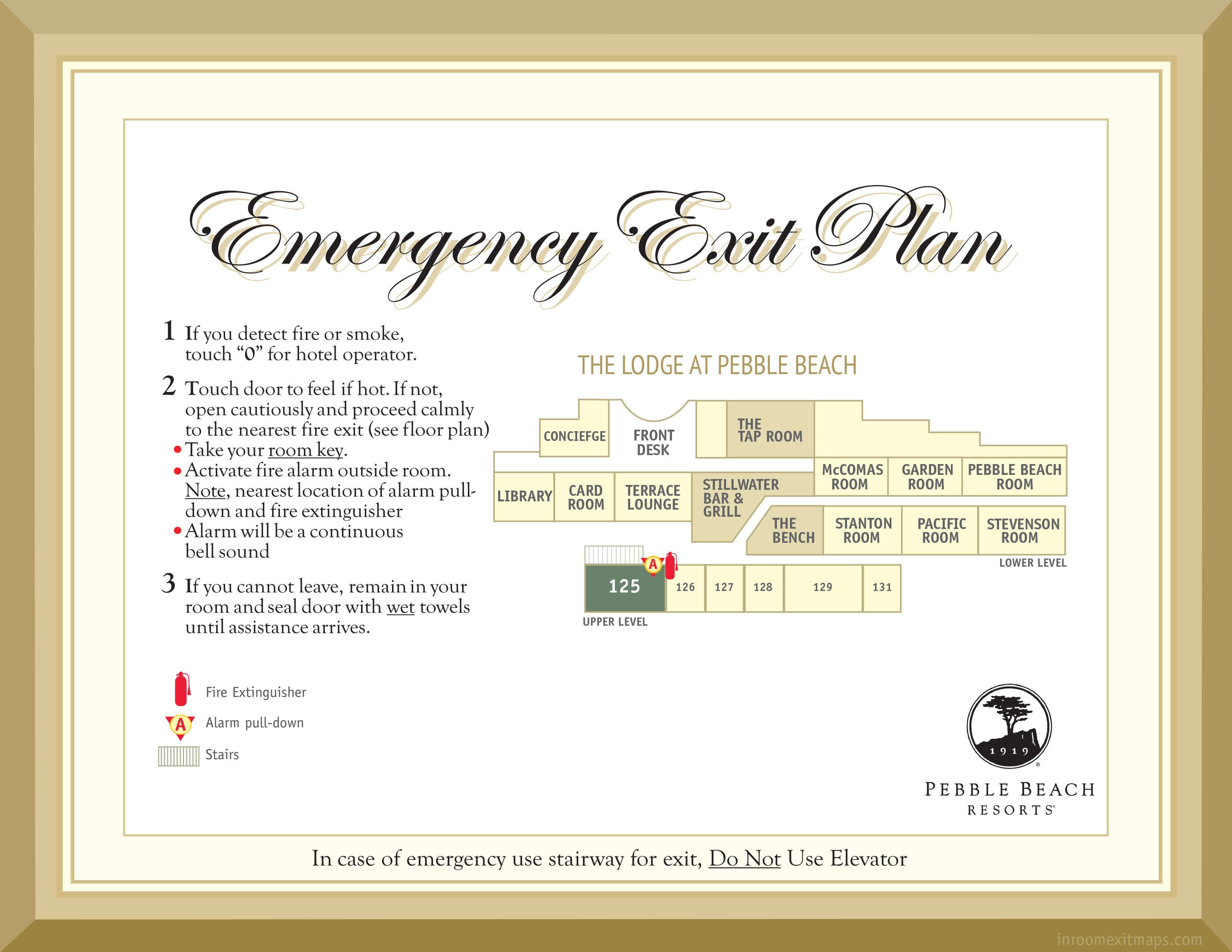Pebble_Beach_125_Emergency_Exit_Plan