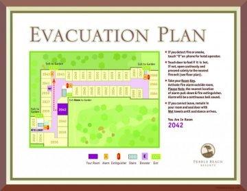 8_Pebble_Beach_2042_Evacuation_Plan_California_Hotel_Fire_Safety_Map